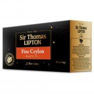 Чай чёрный «Sir Thomas Lipton» fine ceylon, 50 г.