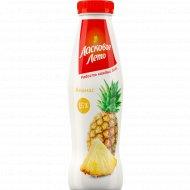 Продукт йогуртный «Ласковое лето» ананас 1.5 %, 415 г.