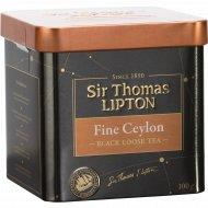Чай черный «Sir Thomas Lipton» Fine Ceylon, 100 г.