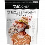 Смесь зерновая «Yelli Chef» wild mix, 350 г.