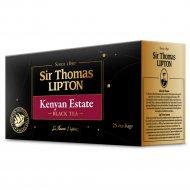 Чай черный «Sir Thomas Lipton» Kenyan Estate, 25x2 г.