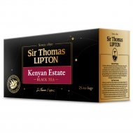 Чай черный «Sir Thomas Lipton» Kenyan Estate, 25x2 г.