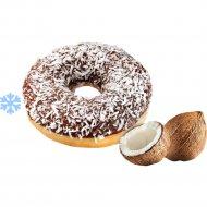 Пончик «Донатс» кокосовый, замороженный, 55 г.