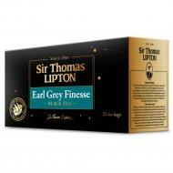 Чай чёрный «Sir Thomas Lipton» earl grey finesse, 50 г.
