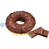 Пончик «Донатс» со вкусом шоколада, замороженный, 55 г.