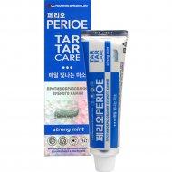 Зубная паста «Tar Tar Care Strong Mint» сильная мята, 120 мл