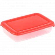 Емкость для хранения пищевых продуктов «Polar» прямоугольная, 0.45 л.