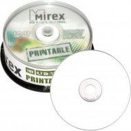 Компакт-диск «Mirex» DVD+R, UL130029A1M