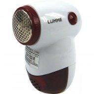 Машинка для удаления катышков «Lumme» LU-3502, красный гранат