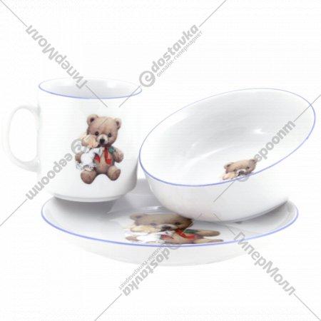 Набор для завтрака «Chodziez» Atelier, B284-6503T00, 3 предмета