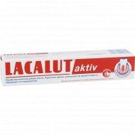 Зубная паста «Lacalut aktiv» 50 мл.