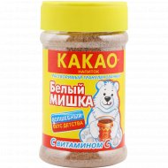 Какао-напиток «Белый мишка» растворимый, 375 г.