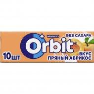 Жевательная резинка«Orbit»сочный абрикос, 13.6 г.