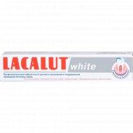 Зубная паста «Lacalut» white, 50 мл.