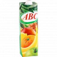 Напиток сокосодержащий «АВС» мультифруктовый, 1 л.