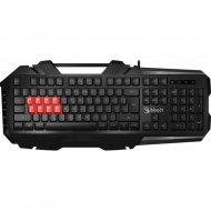 Клавиатура «A4tech» B3590R, черный