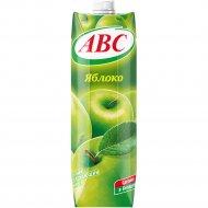 Нектар «ABC» яблочный, 1 л.
