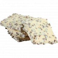 Печенье «Сахарное» в белой глазури с дропсами, 1 кг., фасовка 0.4-0.5 кг