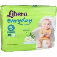 Подгузники «Libero» Everyday 5, 11-25 кг, 38 шт.