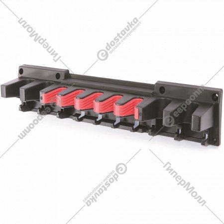 Держатель универсальный «Prosperplast» Multiholder 2, красный.