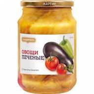 Печеные овощи «Мартин» 720 г.