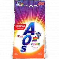 Средство моющее синтетическое «Aos» Color, 3000 г.