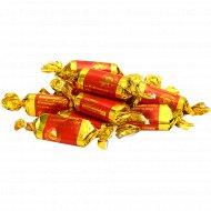 Конфеты неглазированные «Батончик «Коммунарка» сливочный» 1 кг., фасовка 0.38-0.4 кг