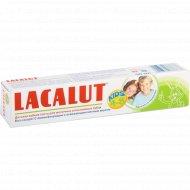 Детская зубная паста «Lacalut» 4-8 лет, 50 мл.