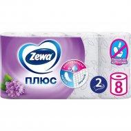 Туалетная бумага «Zewa» ароматизированная, 8 рулонов.