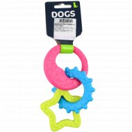 Игрушка для собаки, резиновая, 17.5 см.