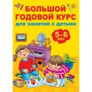 «Большой годовой курс для занятий с детьми 5-6 лет» Матвеева А.С.