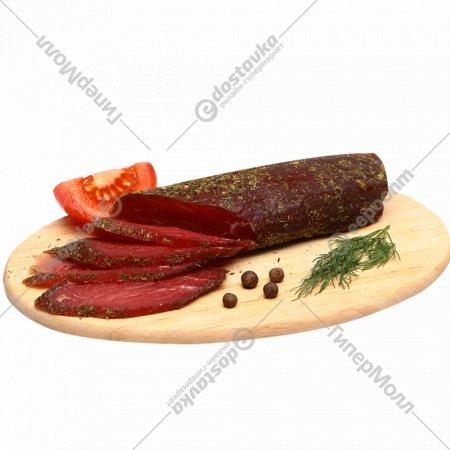 Продукт сырокопченый «Элитный» охлажденный, 1 кг., фасовка 0.1-0.2 кг