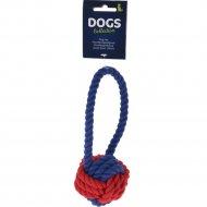 Игрушка для собаки, текстильная, 20 см.