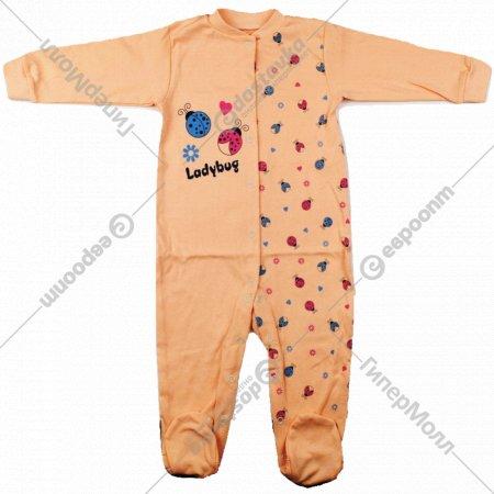 Комбинезон детский, КЛ.310.005.0.154.005, размер 80-52.