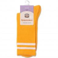 Носки женские «Брестские» 1333 модель 230, темно-желтый, р.25