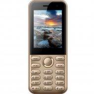 Мобильный телефон «Vertex» D567, золото