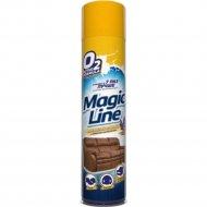 Активный пенный очиститель изделий из кожи «Magic Line» аэрозоль, 650 мл.