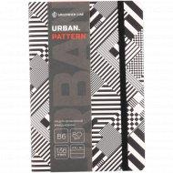 Недатированный ежедневник В6 «Urban. Pattern» 136 листов.