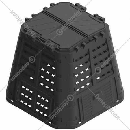 Компостер «Keter» Multi 420L, черный