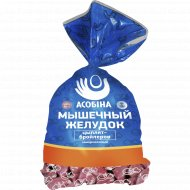 Желудки цыплят-бройлеров «Асобiна» замороженные 1 кг., фасовка 0.7-1.2 кг