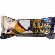 Мороженое «Царь пломбир» с ароматом ванили, 90 г.