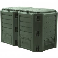Компостер «Prosperplast» Module Compogreen 800л, черный IKSM800C-S411