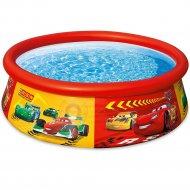 Бассейн надувной детский «Intex» Easy Set, Тачки, 28103NP, 51х183 см, 880 л