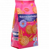 Печенье сахарное «Фантазийный слодыч люкс» 430 г.