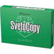 Бумага «Svetocopy promo» для офисной техники, 500 листов.