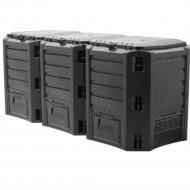 Компостер «Prosperplast» Module Compogreen 1200 черный IKSM1200C-S411