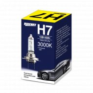 Галогенная автомобильная лампа H7 12В 55Вт, RW-H7.