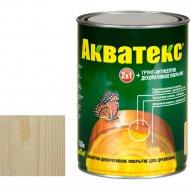 Защитно-декоративный состав «Акватекс»бесцветный, 0.8 л