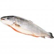 Рыба охлажденная «Форель» 1 кг., фасовка 2.5-2.7 кг