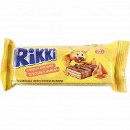 Конфеты вафельные «Rikki» со вкусом карамели, 35 г.